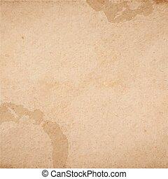 papier, vieux, texture