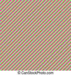 papier, watermeloen, diagonaal streep