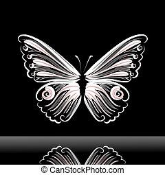 papillon, gigue