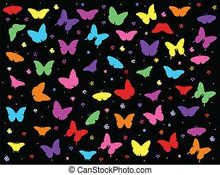 papillon, hintergrund