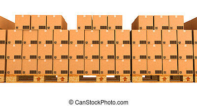 papp, boxes.