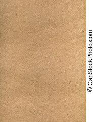 papp, strukturerad, bakgrund