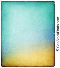 papper, årgång, färgrik