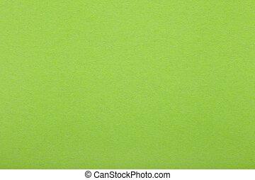 papper, grön, struktur, bakgrund