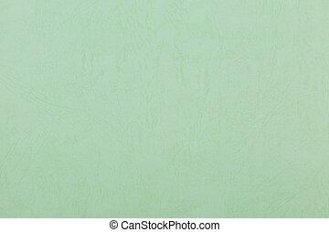 papper, grön, Struktur