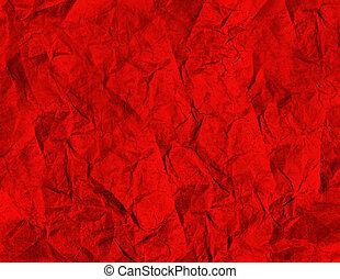 papper,  grunge, röd