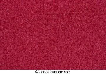 papper, röd, Strukturerad