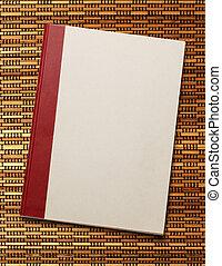 papper, tom, anteckningsbok