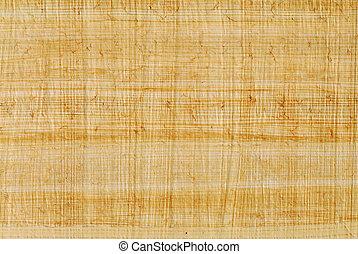 Papyrus - Natural papyrus background