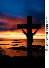 paques, croix