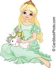 paques, princesse