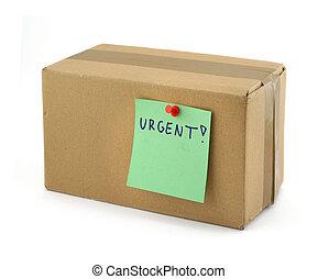 paquet, #2, priorité