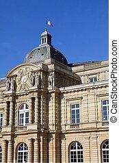 parís, luxemburg, palacio