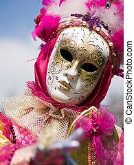 parís, venitian, carnaval