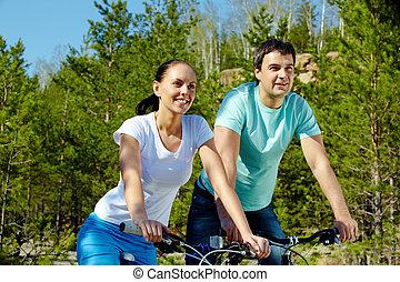 par, ao ar livre