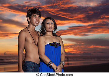 par, asiático