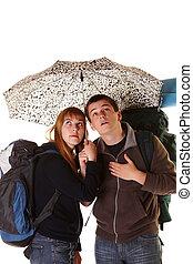 par, backpacking