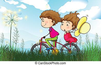 par, biking