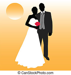 par, casório