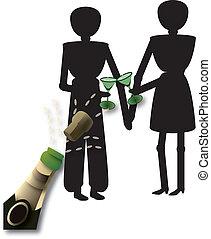 par, champagne