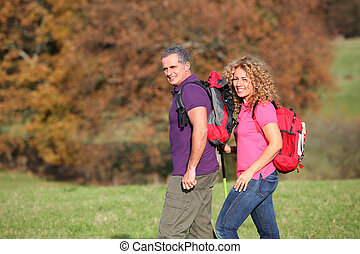 par, dia, hiking