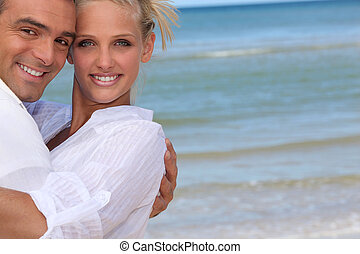 par feliz, praia
