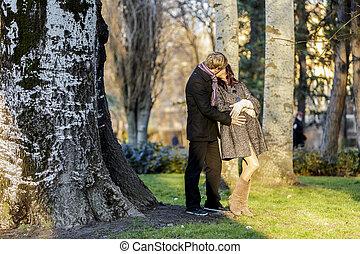 par, floresta