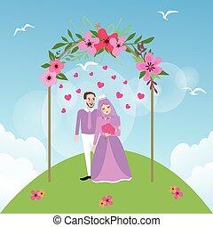 Gift par förföra flicka