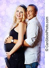 par, gravid