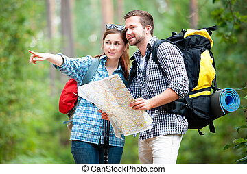 par hiking