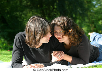 par, i kärlek