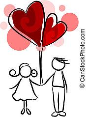 par, kärlek