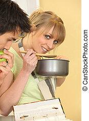 par, matlagning