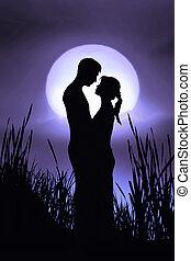 par, romanticos