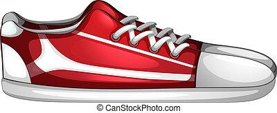 par, sapatos