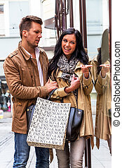 par, shopping