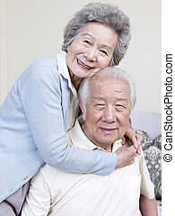 par velho, asiático