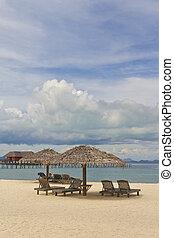 paraíso, playa