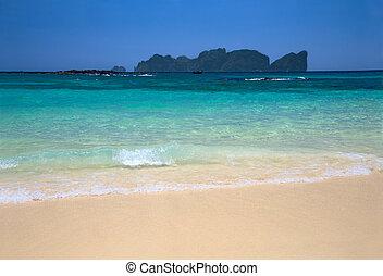 paraíso, tropical
