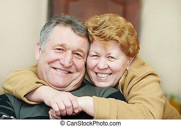 para, dorosły, szczęśliwy