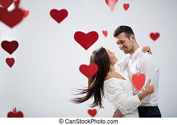 para, kochający