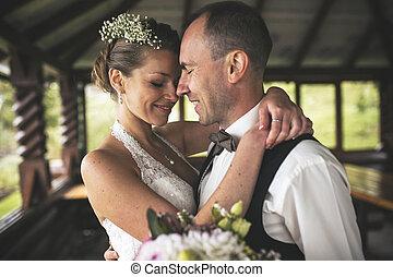para, razem, ślub