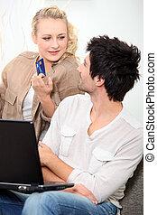 para, shopping online