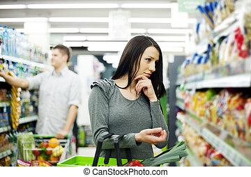 para, supermarket