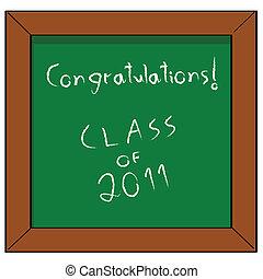 parabéns, 2011, classe