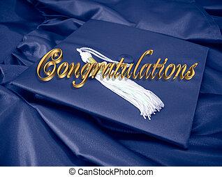 parabéns, graduado