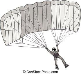 paracadute