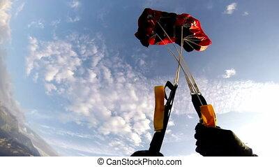 Parachute Twist