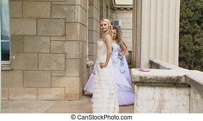Parade of brides