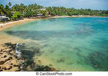 Paradise beach, Sri Lanka